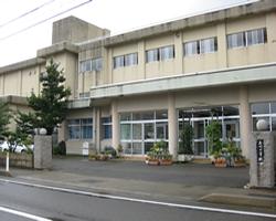校舎(石川小)