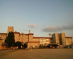ある夏の日の風景①(松陽小)