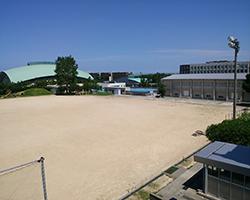 ある夏の日の風景③(松陽小)