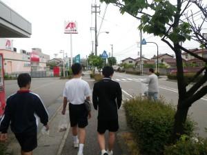 松任中学校写真